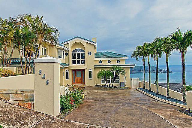 夏威夷美丽海景别墅