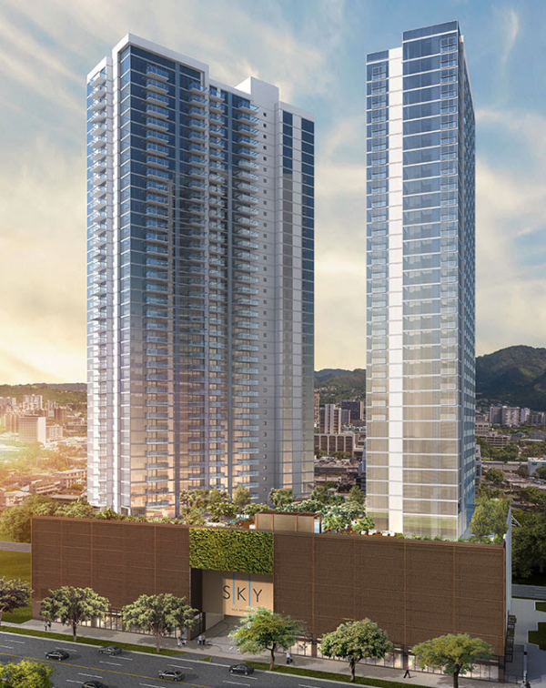 Sky Ala Moana- New Midtown Condo Project 2019